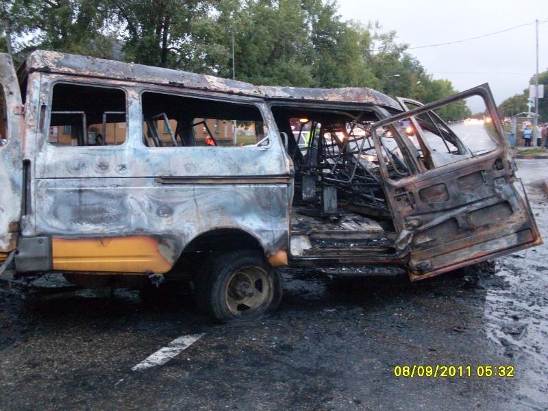 Ульяновск.  Ульяновская область.  В ДТП в Ульяновске погиб водитель маршрутного такси.