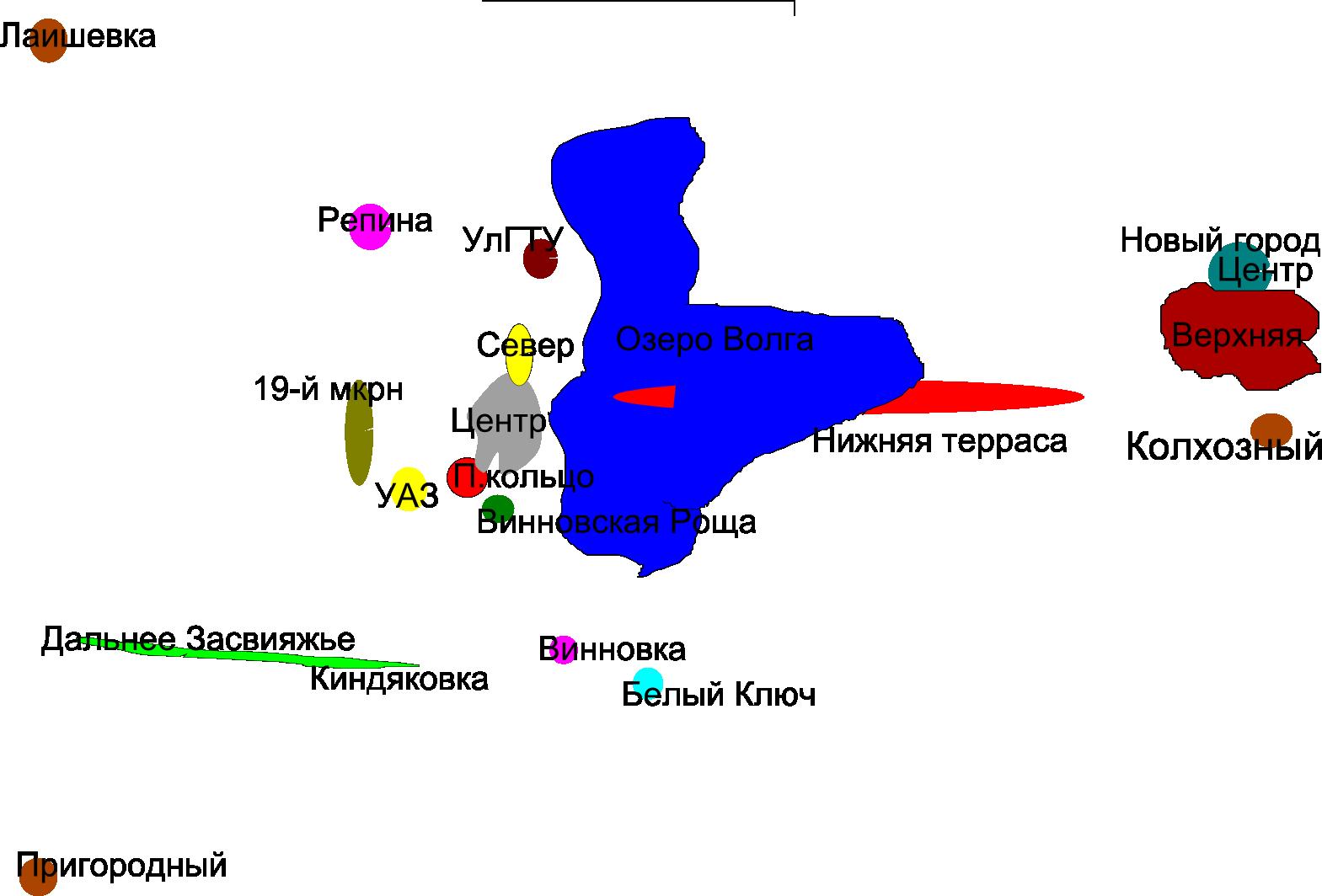 ульяновск пушкаревское кольцо схема движения по кольцу