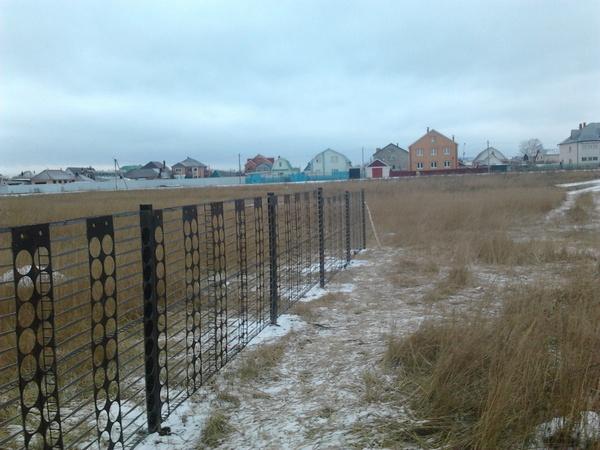 Новое кладбище с. Архангельское (фото 1)