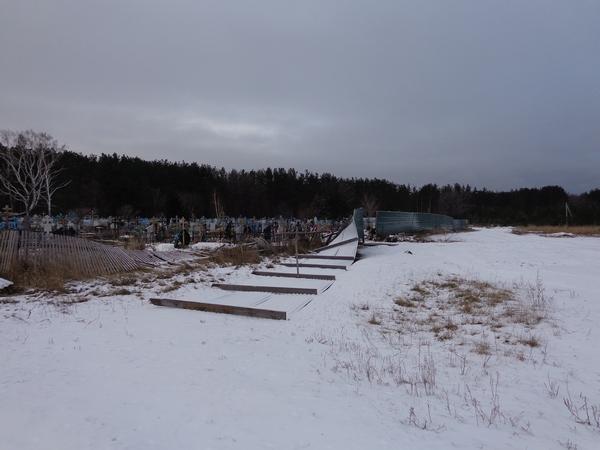 Старое кладбище с. Архангельское (фото 2)