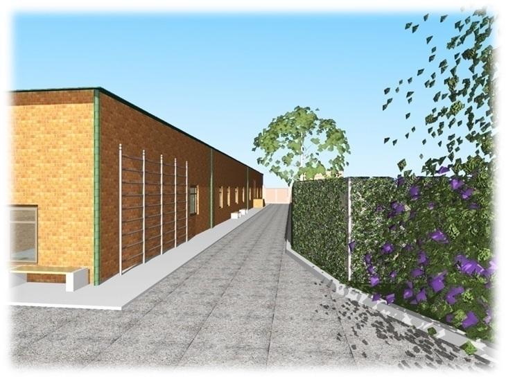 Проект благоустройства усадьбы музея пожарной охраны2