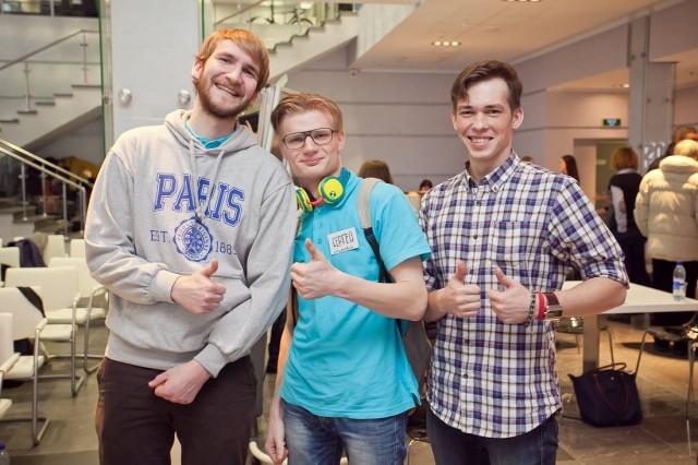 Команда FutureLab передает привет жителям #ulsk