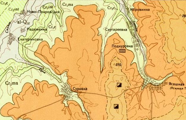 геолкарта