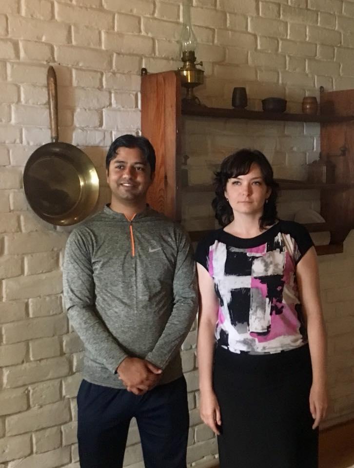 второй секретарь посольства Индии