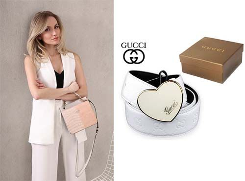 Ремень Gucci Модель №B007_ж