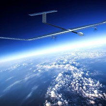 Tinuku Airbus's Zephyr S drones sets endurance record to satellite contender